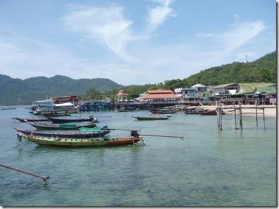 Port de Koh Tao