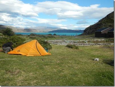 Camping 1er nuit