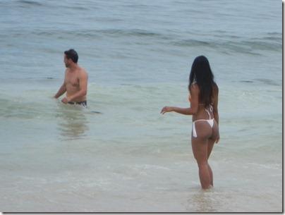 Copacabana - maillot brésilien